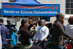 Hands-on science san francisco sunday streets